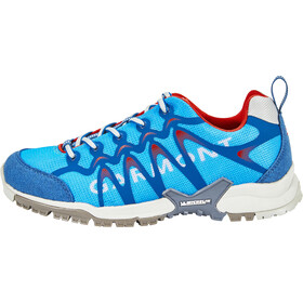 Garmont Hurricane Shoes Damen aqua blue/red